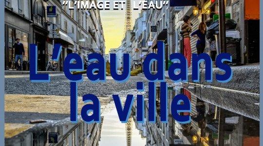 CONCOURS 2015 «L'EAU DANS LA VILLE»